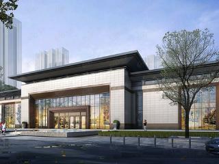 绿地湘江城际空间站6100元/平方米