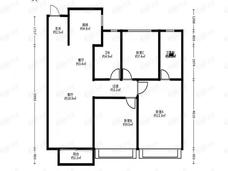 汴京熙华府3室2厅2卫户型图