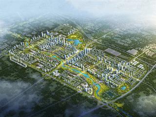 九望绿地21城(全球商品贸易港)