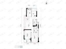 桃语春福里3室2厅2卫户型图