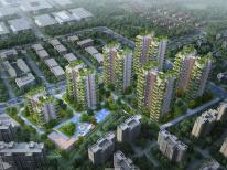 中正·桂花庄园Ⅱ四代住房·未来社区
