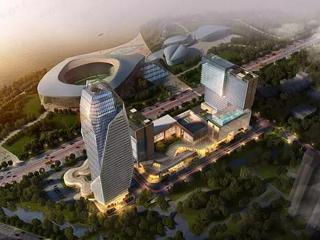 海东城市综合体
