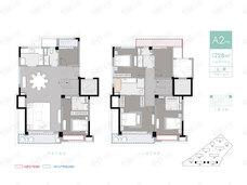 天珏华庭6室2厅4卫户型图