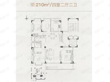 南京地铁光华里户型图