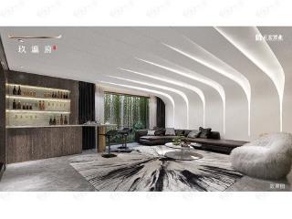玖瀛府规划叠墅、合院两大别墅产品