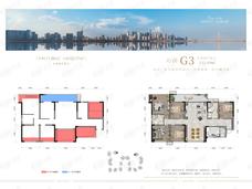 星河中海·岚泊湾5室2厅2卫户型图