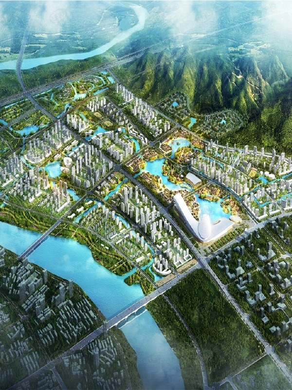 武汉甘露山文旅城