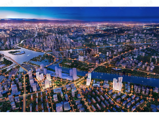 复地·通运府项目为独立纯公寓地块