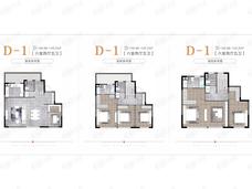 中海·云麓九里6室2厅5卫户型图