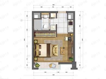 富力尚悦居(公寓)户型图
