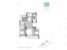 天珏华庭4室2厅2卫户型图