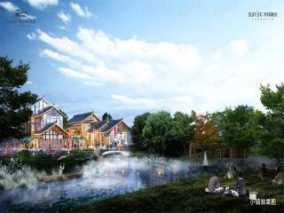 环球融创·梓山湖未来城