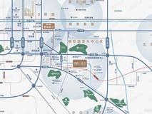 保利•锦上位置交通图