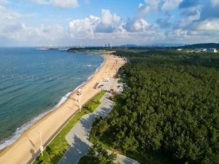 广安东浦海岸