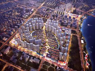 万达东江城