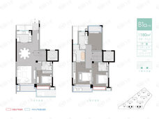 天珏华庭4室2厅3卫户型图