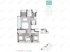 天珏华庭5室2厅2卫户型图