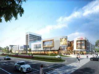 垦利博冠城市商业广场