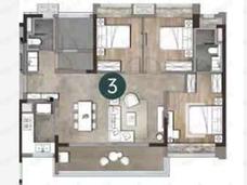 保利天珺4室2厅2卫户型图