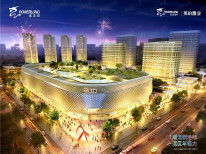 珠海北站宝龙城