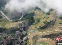 广西昔日贫困小山村靠旅游产业过上好日子