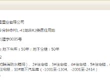 世茂北京天誉获预售许可预告 拿证速递