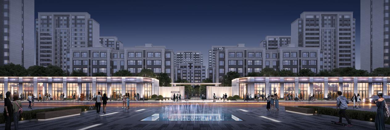 中冶未来城 首开劲销约2.4亿