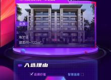 品智好房丨京投发展·岚山89-123平的二-三居在售中