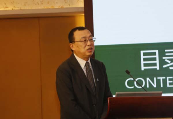 中国房协人居委副主任委员、中国百年住宅建设专家委员会秘书长 刘东卫