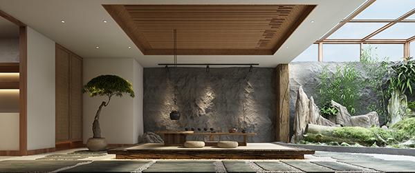杨桦作品 | 质朴极简,自然幽静的侘寂美学