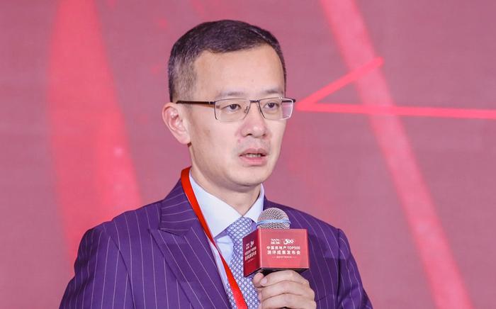 丁祖昱發布2020中國房地產開發企業綜合實力TOP500測評成果