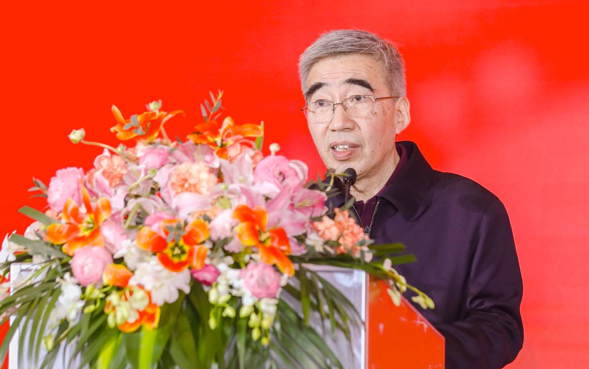 中國房地產業協會馮俊會長致辭