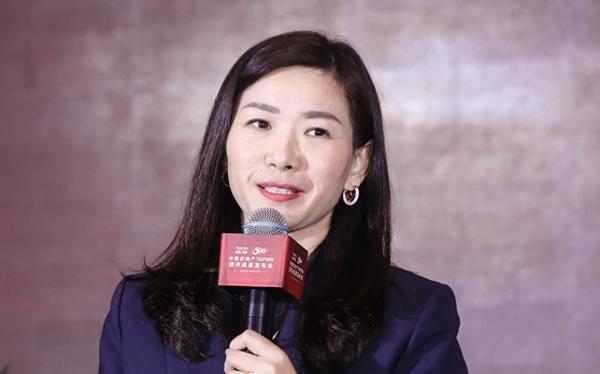 上坤集團董事長 朱靜