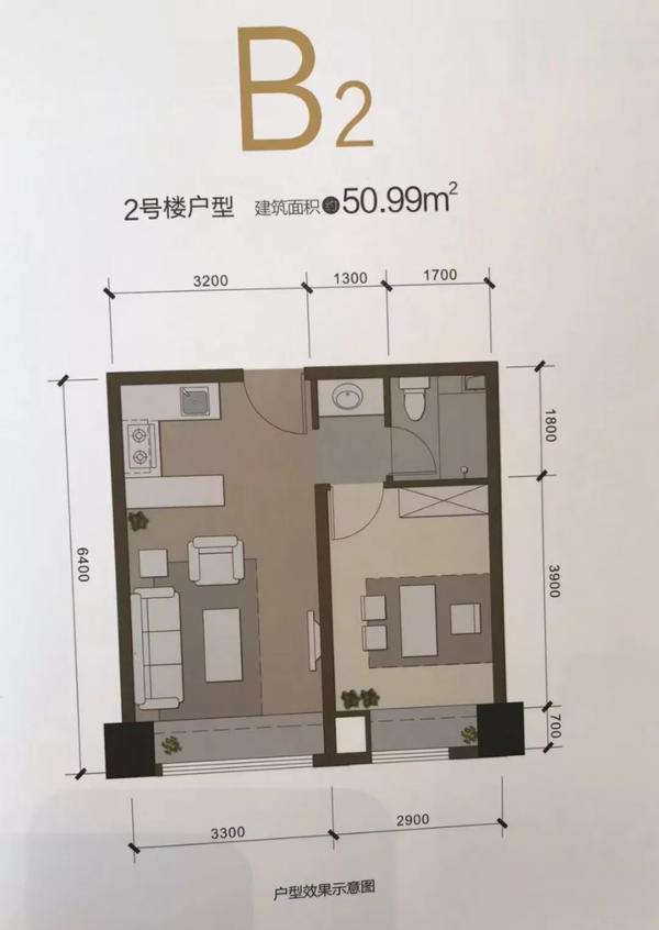 业主提供的成都长冶南阳御龙府项目二期户型图。