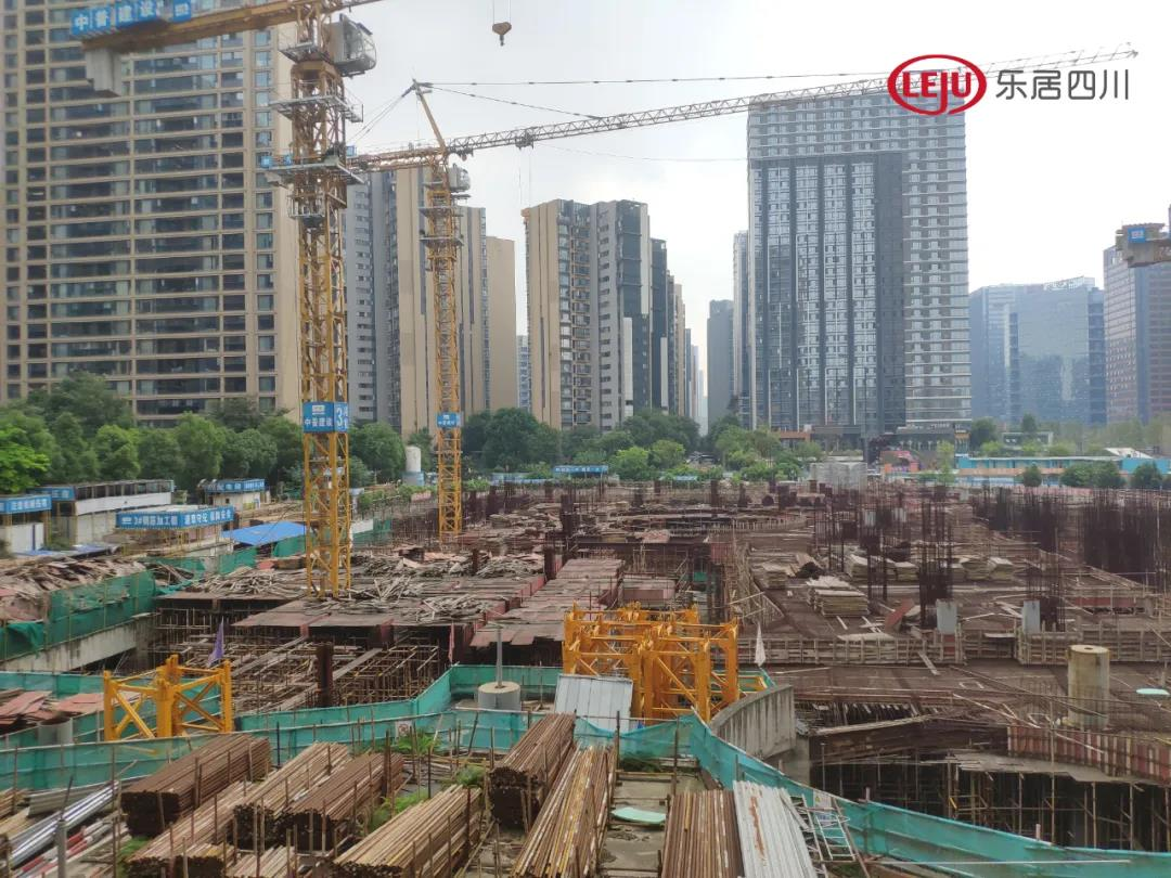 金融城豪宅开发商暴雷:已申请预重整,上千套房产待处置