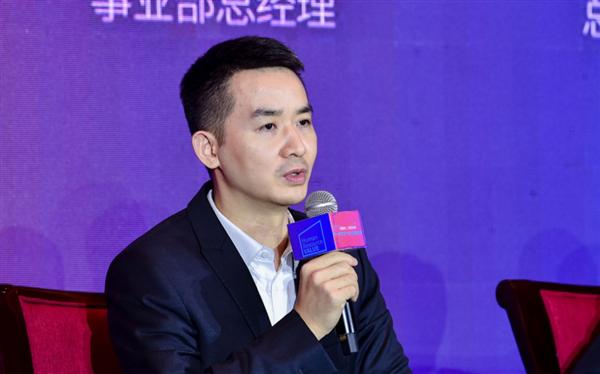 珠江投资集团助理总裁、人力资源及行政管理中心总经理 钱一伟