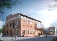 5月底完工,副中心首个家园中心即将亮相