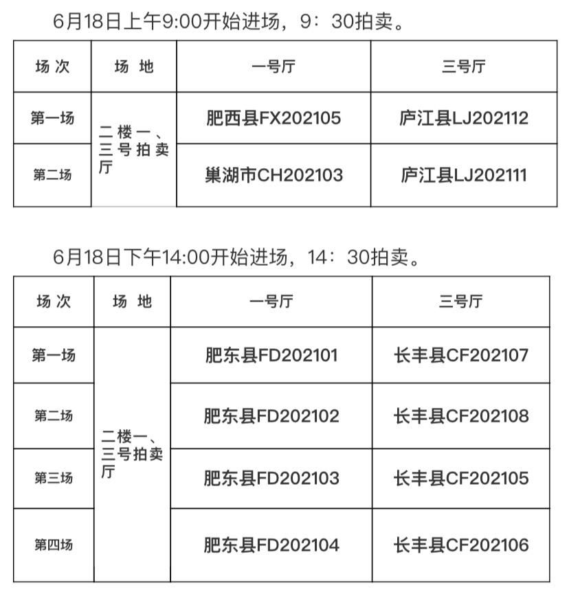 土拍预告|合肥6月18日土拍场次出炉,12宗地要卖