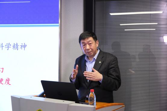 天津大學新媒體與傳播學院院長陸小華