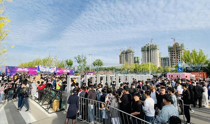 汪峰唱响滨海恒大文化旅游城