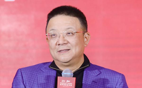 中國房地產業協會副會長、易居中國董事局主席周忻