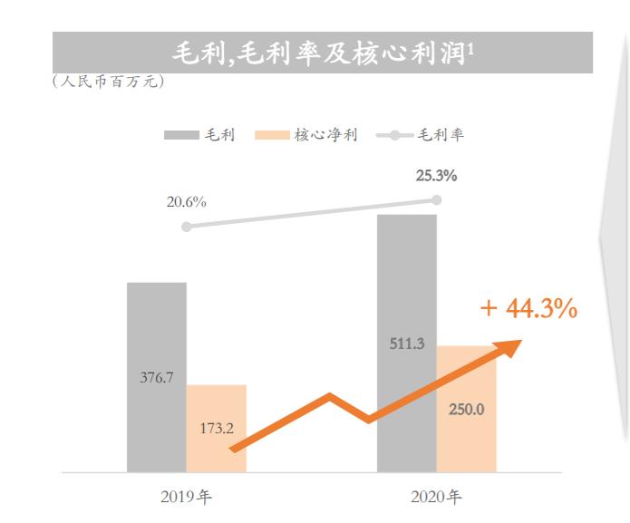 远洋服务:2020年核心纯利增长