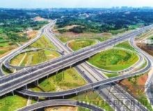 5年绵阳交通建设——从第12位跃升至第5位