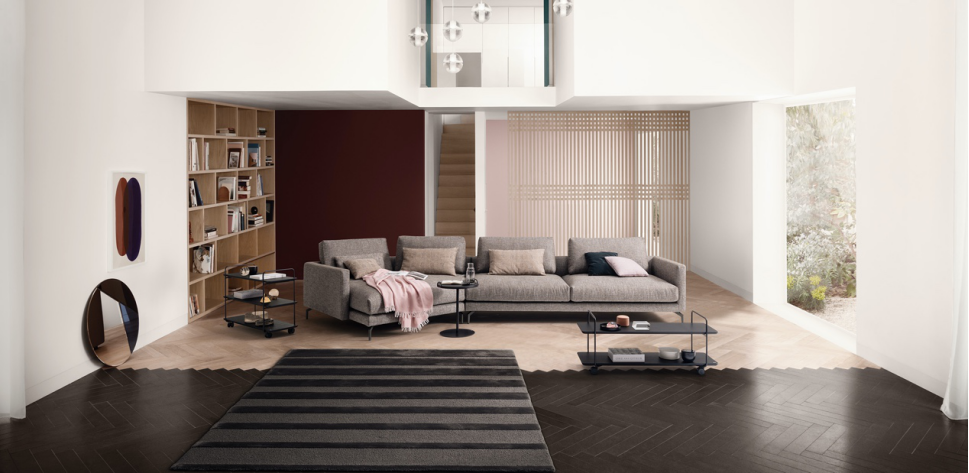 德国「国宝级」家居品牌Rolf Benz 罗福宾士 携「宅旅」主题亮相2021设计上海