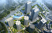 [重庆]华宇城项目M2地块西侧
