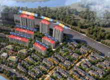 線上房交會 融創·杭州灣壹號合院在售 總價約350-1200萬/套