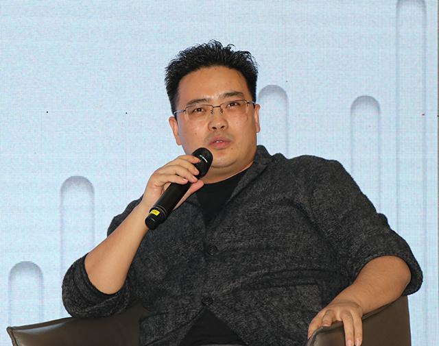 红星美凯龙濮阳商场总经理徐腾飞先生