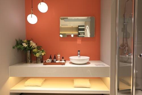 金盏花橘卫浴空间