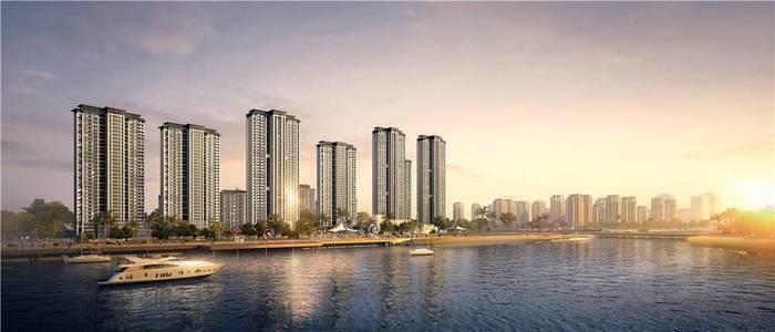 马銮湾建发缦玥长滩面市