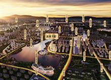 东三环、晋安湖,正成为福州的孤品资产